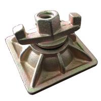 Wholesale Formwork Tie Rod System Scaffolding Accessories Combination Swivel Anchor Nut Plate Tie Nut from china suppliers