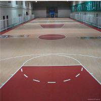 Buy cheap professional portable basketball court sports flooring from wholesalers