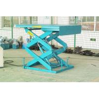 Quality 1500mm lifting height stationary aerial scissor lift 3Kw with 1000kg capacity for sale
