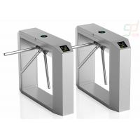 Wholesale 2.0Mm Thickness 3 Arm Turnstile Gate / Full Automatic Access Control Systems from china suppliers