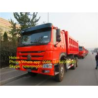 Wholesale 6x4 SINOTRUK Heavy Duty Dump Truck HOWO DUMP TRUCK   20T  EURO II/III from china suppliers