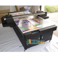 Buy cheap LED UV Flatbed Printer,Which Use Epson DX5 Printhead from wholesalers
