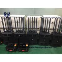 China 300W WIFI5.8G GPS Cell Phone Signal Jammer Drone Signal Prison Waterproof Outdoor Jammer on sale