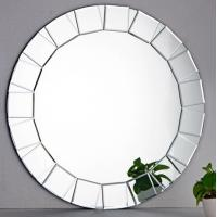 China Bathroom mirrors Wall Glass Mirror 65*65cm home decoration mirrors interior design on sale