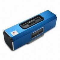 Wholesale Portable Speaker for iPhone with LED and LED Screen, Fit for iPod, MP3, MP4, Mobile Phone from china suppliers