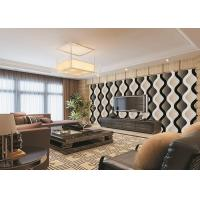 Wholesale Curve Living Room Bedroom PVC Modern Removable Wallpaper For TV Background from china suppliers