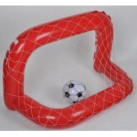 China Outdoor Games Inflatable Kids Toys Football Goal Gate/Net  EN71 PVC Soccer Gate on sale