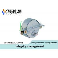 Wholesale Permanent Magnet Single Phase Synchronous Motor 50TYZ420-D3 Valve Dedicated from china suppliers
