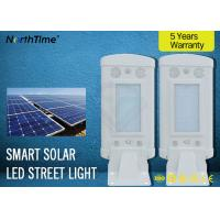 Buy cheap 12V DC Lithium Battery Solar Powered LED Street Lights With Epistar High from wholesalers