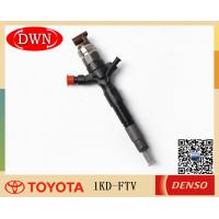 China DENSO Fuel Injector 095000-5881 9709500-588 For Toyota 1KD FTV 23670-30420 for sale