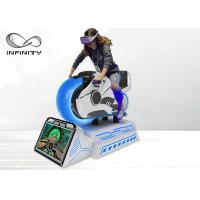 Wholesale Dynamic Platform Moto Racing 9D VR Simulator With HD Display Screen from china suppliers