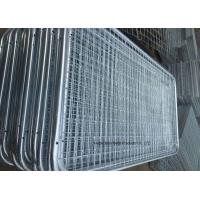Wholesale 1.2M Height I Stay Farm Mesh Fencing Gate with 5mm Wire Diameter For Livestock from china suppliers