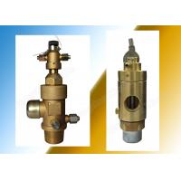Buy cheap Electrically Activited Fm200 Container Valve DC24V Working Pressure from wholesalers