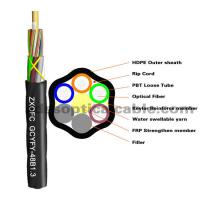 Wholesale GCYFY Gel Free Cable / MicroDuct Outdoor Fiber Optic Cable 24-288 Cores from china suppliers