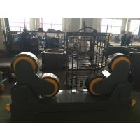 Wholesale Rubber Wheels Pipe Welding Rollers For Cylinder / Automatic Welding , 4Kw Motor Power from china suppliers