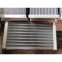 Wholesale Customized Air Cooled Copper Tube Aluminum Fins ac Condenser Air Conditioning Cooling Coil from china suppliers
