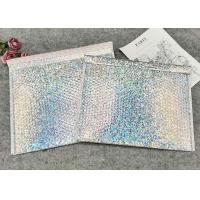 Wholesale Commercial Metallic Foil Custom Bubble Wrap Envelopes Internal Anti - Static Bubble Film from china suppliers