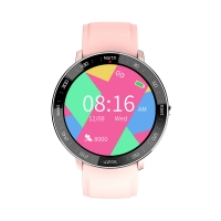 """Wholesale SMS Reminder 1.28"""" Ladies Bluetooth Smart Watch from china suppliers"""