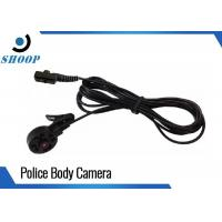 Quality Mini Body Camera Accessories 420 TV Lines Headset Police Hidden Bullet Camera for sale