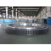 Wholesale Four Point Cross Roller Slewing Bearing For Aviation Harbor 930*1192.6*80mm from china suppliers