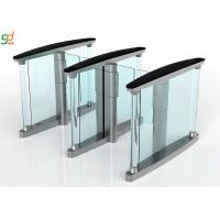 Wholesale IP54 Swing Turnstile Security Systems Automatic Pedestrian Gates from china suppliers