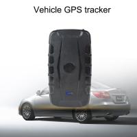 Wholesale Hidden GPS Tracker For Car with 10000mAh Rechargeable Li-lion Battery from china suppliers