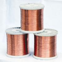 Buy cheap CCC wire(copper clad copper wire) from wholesalers
