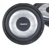 China 10 Inch 12 Inch Car Audio Active Subwoofer Shallow Mount 300W RMS CE Passed OEM ODM on sale
