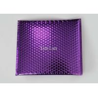 Wholesale Lightweight Metallic Bubble Mailers , Shock Resistance Bubble Mailer Envelope from china suppliers