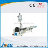 China Jwell PVC-C High Voltage Cable Protection Pipe Plastic Sheet Extrusion on sale