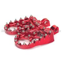 Adjustable Aluminum Anodizing Harley Davidson Parts Foot Pegs Rests Pedals for sale