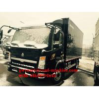 Wholesale 90HP HOWO Sinotruck Light Duty Trucks6.50R16 Radius Tires WLY 525 Transmission from china suppliers