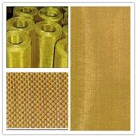 Corrosion Resistance Brass Woven Wire Mesh For Metal Powder Filtration