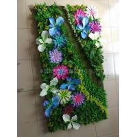 Wholesale Artificial green wall plants art plants wall plastic plant green wall decoration fake from china suppliers