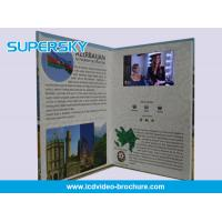 Wholesale HD Professional Video In Print Brochure Paper Material For Opening Ceremonies from china suppliers