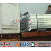 Quality hot dipped galvanised Steel Grating Fence for sale