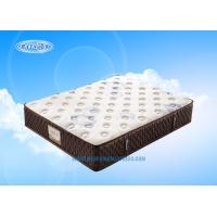 Two Layers Spring Hotel Mattress Topper Slat Bed