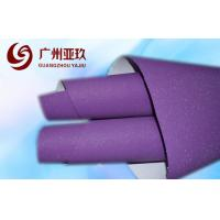Buy cheap Purple Glitter Vinyl Wrap For Automobile , 0.16mm Thickness from wholesalers
