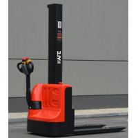Wholesale 1T 1.6m  Full Electric Pallet Stacker from china suppliers