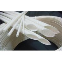 China 2753 silicone resin coated fiberglass sleeving on sale