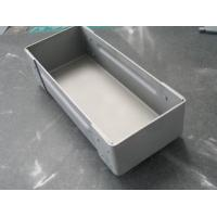 Wholesale Pure 99.95% molybdenum boats high density moly boats for singtering metal from china suppliers