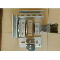 Wholesale Galvanized Solar Mounting Accessories Stents Brackets Customized Color Size from china suppliers