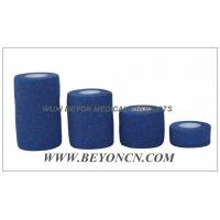 Wholesale Elastic Adhesive Bandage Cotton Elastic Adhesive Hand Tearable EAB For Sports from china suppliers