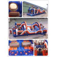 Wholesale Pirate Inflatable Obstacle Course Game from china suppliers