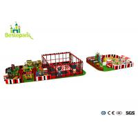 Wholesale Commercial Centre Kids Indoor Playground Anti - Static Colorful Theme from china suppliers