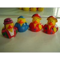 5.0L*4.6W*4.9H Cm Yellow Mini Rubber Ducks Baby ShowerToys Sort For Duckies Party Favors