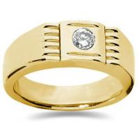 Wholesale Stylish Ladies Fashion Rings Diamonds With 14K Gold Plating Fantasy Jewelry from china suppliers