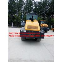 Wholesale Model XS162J Vibratory Road Roller , Road Maintenance Machinery Operating Weight 16000kgs, 115Kw, Euro II from china suppliers