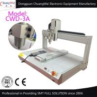Buy cheap PCB Router PCB Depanelizer Desktop Easy Programming by Teaching Pedal from Wholesalers