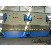 Buy cheap Electrical 3200 T Allsteel Press Brake Steel Bending Equipment from Wholesalers